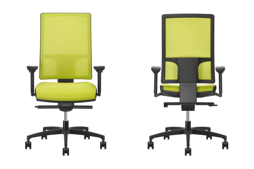Sedie per ufficio Genova - Stiloffice Design